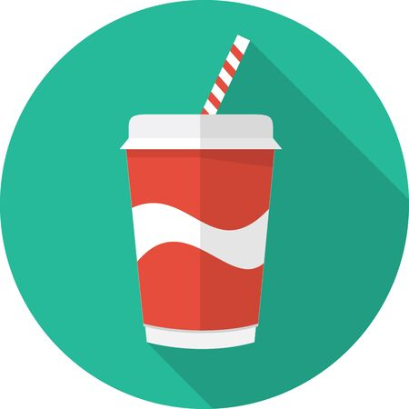 soda: Vector soda cup Illustration