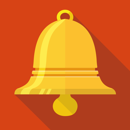 Vector Bell icon. Illustration