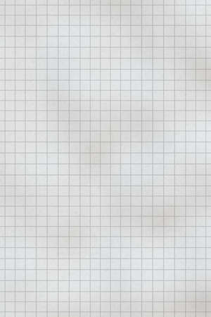 Seamless texture of usual chequered notebook sheet Stock Photo - 4441765