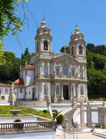 monte: Bom Jesus do Monte , Portugal