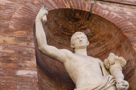 roman statue, Rome, Italy Stock Photo - 29797229