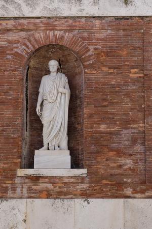 roman statue, Rome, Italy Stock Photo - 29797233