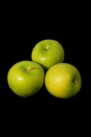 granny smith: Granny smith apples