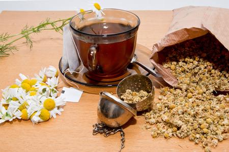chamomile tea: Chamomile tea is the power to heal.