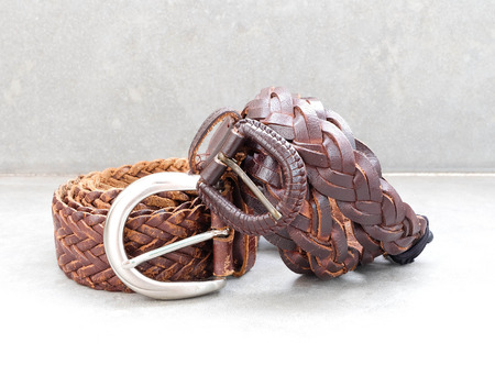 brown leather: brown leather belts