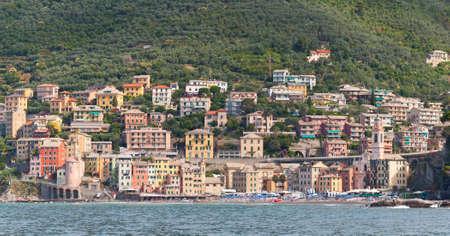 genoa: Sori in Genoa Italy