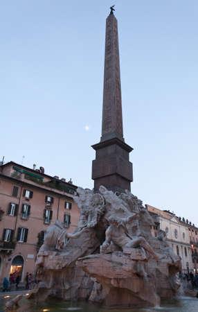 piazza: Rome Piazza Navona square