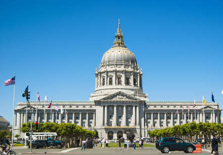 The City Hall in San Francisco