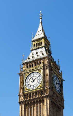 Big Ben, The Tower Clock in London  Stock Photo - 18823900