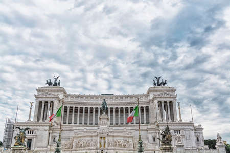 altar of fatherland: Altar of the Fatherland in Rome.