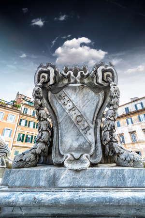spqr: SPQR - Roma.