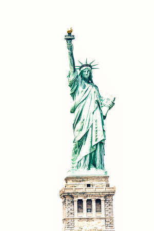 The Statue of Liberty, NYC.