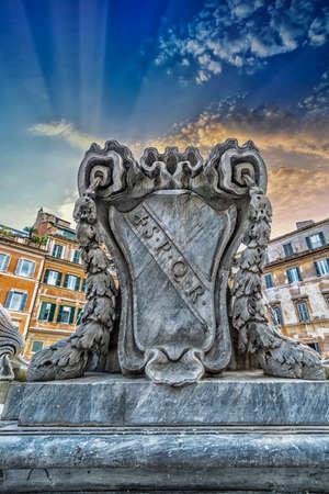 S.P.Q.R. - Rome. photo