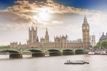웨스트 민스터, 런던. 스톡 콘텐츠 - 30603240