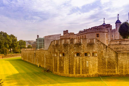 Tower hill, London.