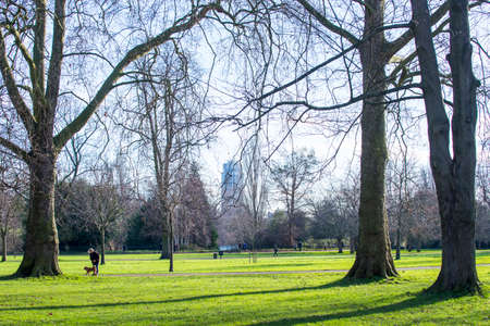 hyde: Hyde park, London.