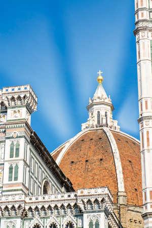 dome: Brunelleschis dome.