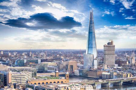 Skyline di Londra. Archivio Fotografico - 49633770