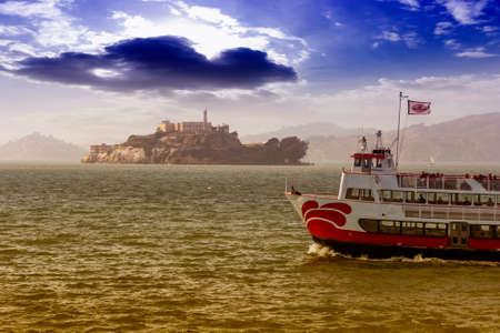 Visit Alcatraz.