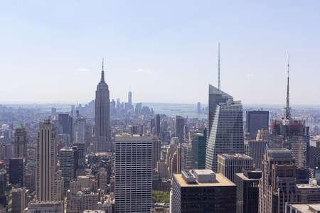 Skyline Manhattan, NYC.