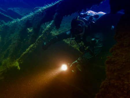 wreck: Wreck exploration.