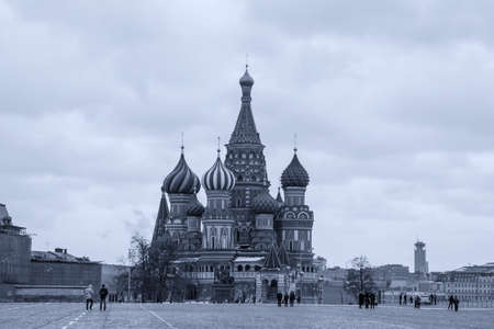 st  basil: St. Basil Cathedral in Moscow.
