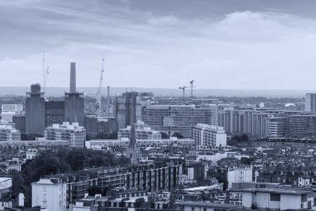 differnt: Differnt skyline of London. Stock Photo