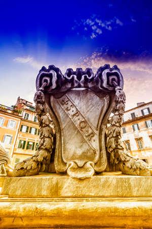 S.P.Q.R. - Rome. Zdjęcie Seryjne