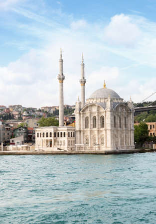 Ortakoy Mosque, Istambul, Turkey.