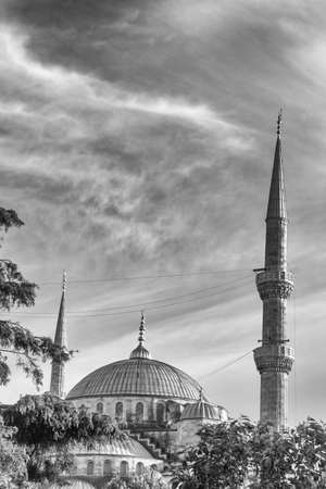 Santa Sofia Cathedral in Istambul, Turkey.