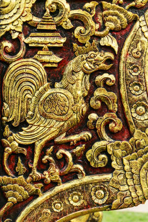 dogma: The chicken one of the 12 zodiac based on the belief of the people of Asia. This is the year that represents destiny and lifestyle.