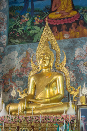 mung: Buddha in Northern of Thailand, Asia