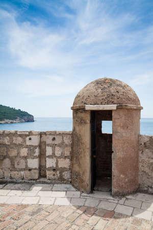 defensive: Dubrovnik, defensive walls