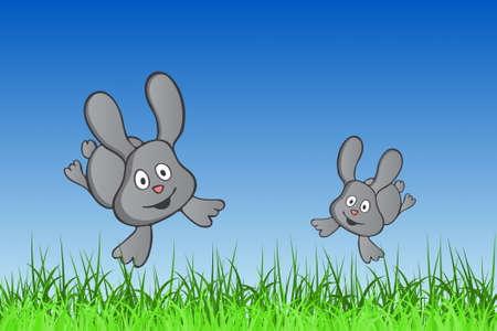 leveret: Bunny Hop