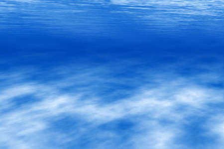 immaculate: Underwater abstract Stock Photo