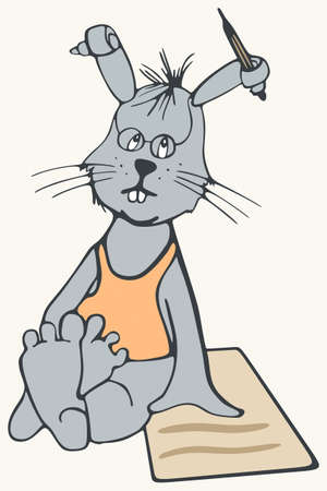 poet: Bunny the Poet