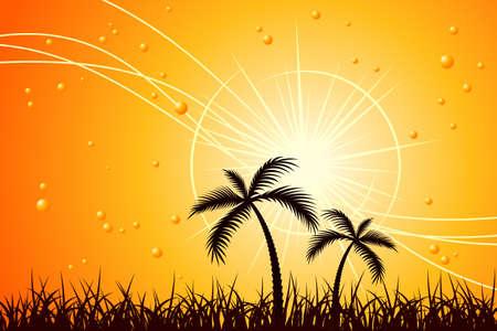 blare: Hot Sun