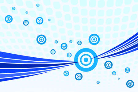 Abstract Blue Stock Photo - 3465567
