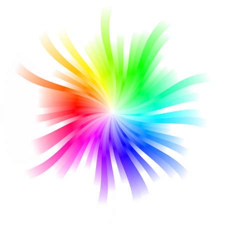 Rainbow Whirl