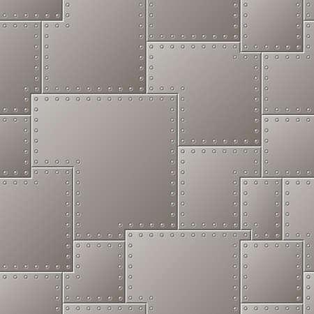 Seamless Steel Plate Pattern