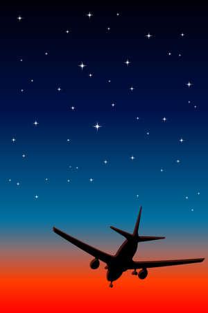 Landing Stock Vector - 7793702