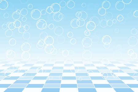 Water Bubble Vector