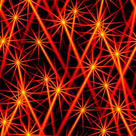 불을 붙이다: 원활한 불꽃 패턴