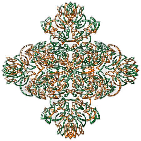 Celtic Style Ornament