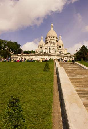 sacre: Sacre Coeour Montmartre