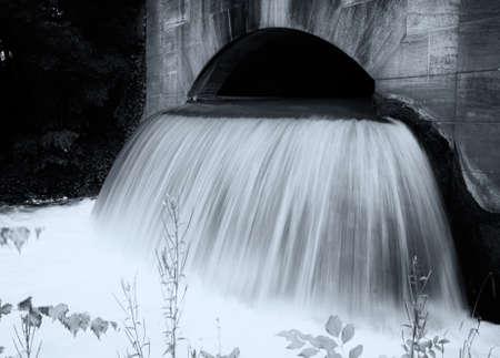 garten: Englischen Garten River Munich Stock Photo
