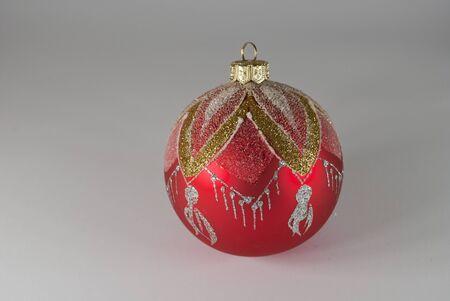 bolls: Christmas bolls Stock Photo