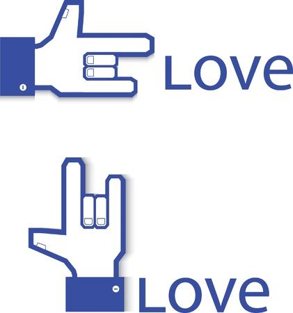 Love symbol Stock Vector - 15400660