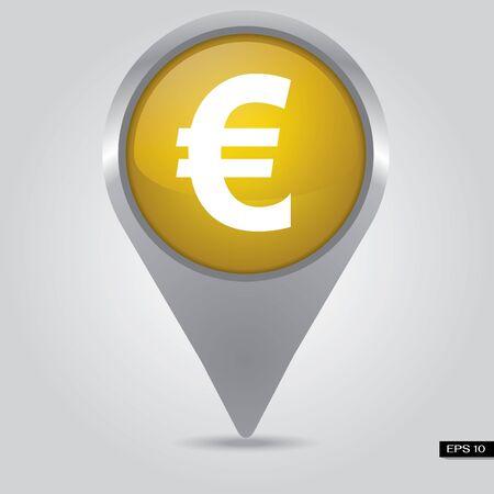 check in European Euro, Money