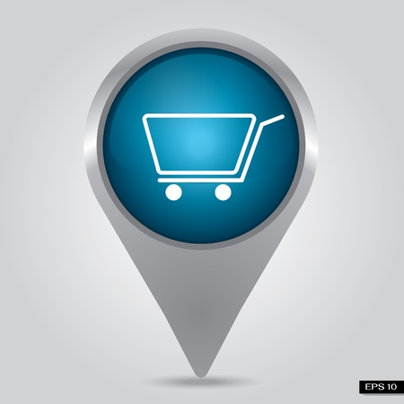 check in Shopping Stock Photo